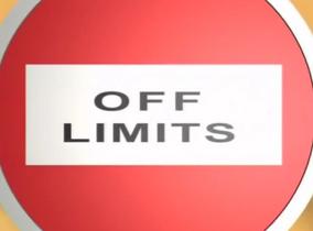 Title Off Limits