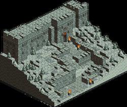 Brigantes Castle - South Side