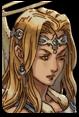 LuCT PSP Female Divine Knight Portrait