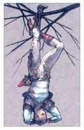 TO PSP Tarot 12 The Hanged Man