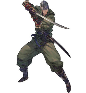 Ninja | Ogre Battle Saga Wiki | FANDOM powered by Wikia
