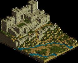 Fiduc Castle - South Side