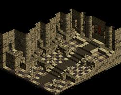 Heim Castle - Hallway
