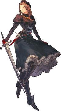 LUCT PSP Dark Catiua Artwork