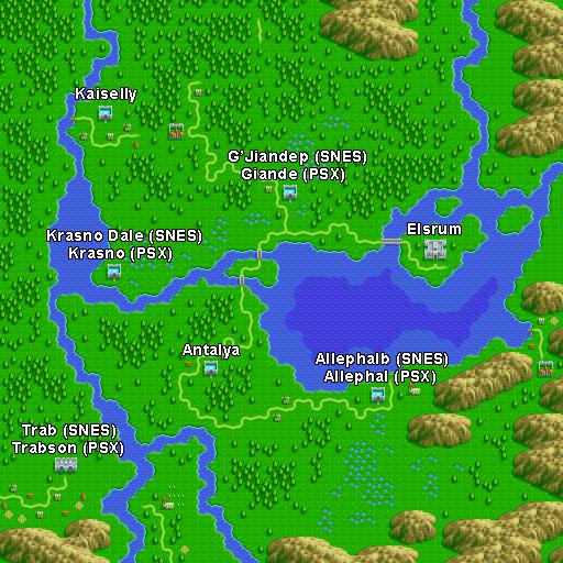 Lake Jansenia | Ogre Battle Saga Wiki | FANDOM powered by Wikia