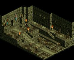 Amorika Castle - Hallway