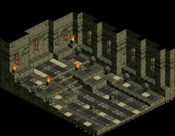 Brigantes Castle - Hallway