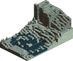 Brigantes Castle - West Side