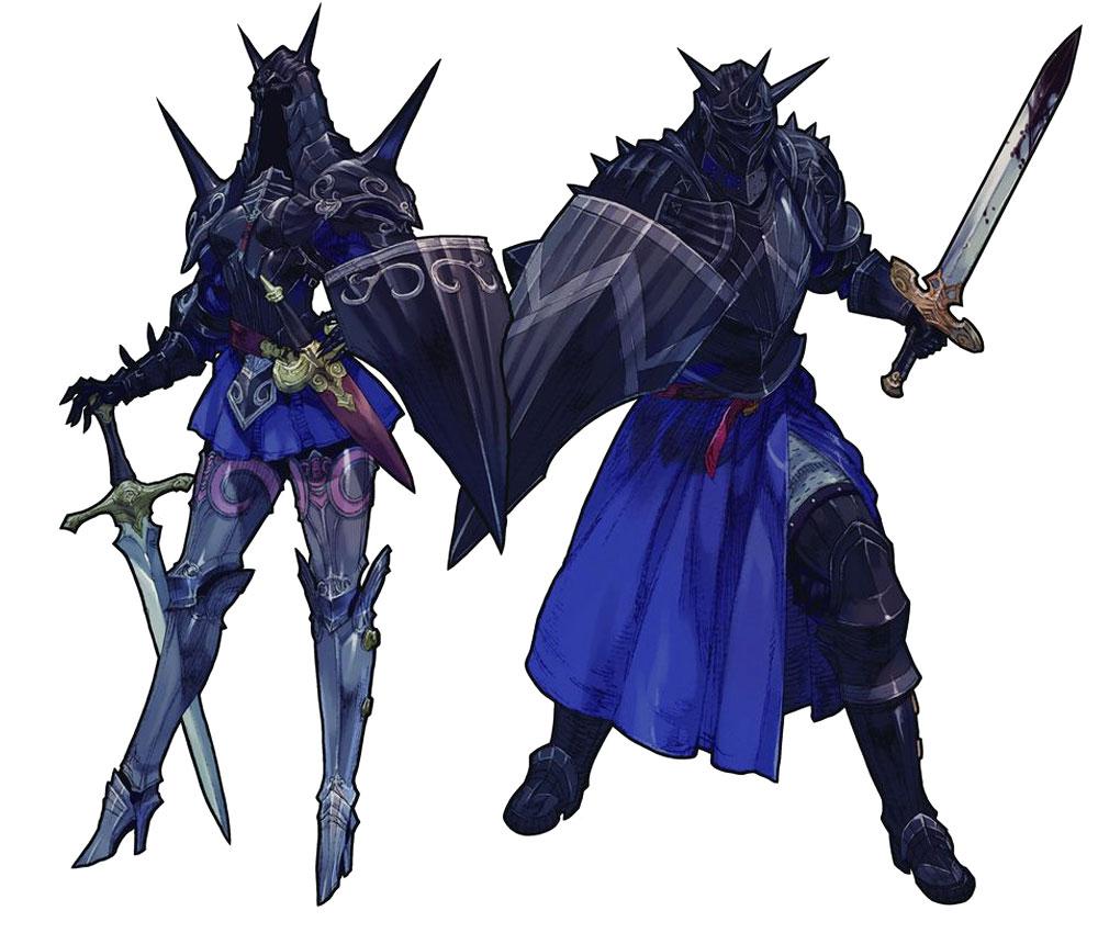 Terror Knight | Ogre Battle Saga Wiki | FANDOM powered by Wikia
