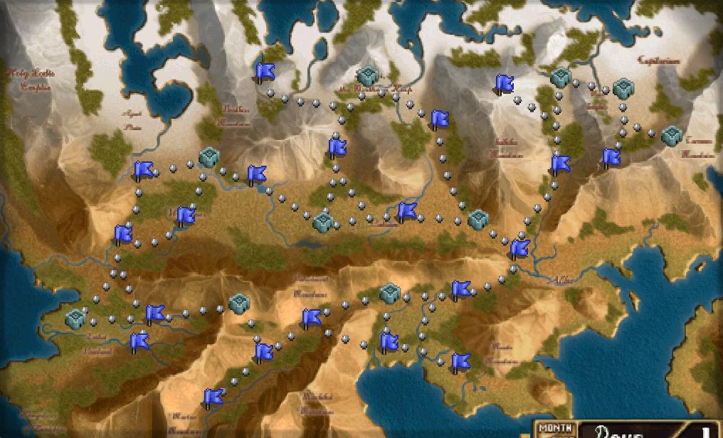 Image Palatinus Mapjpg Ogre Battle Saga Wiki FANDOM powered