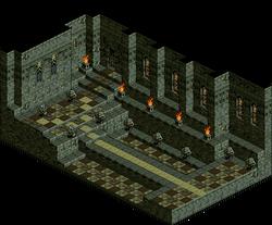Coritani Castle - Hallway