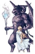 TO PSP Tarot 15 The Devil