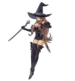 Witch | Ogre Battle Saga Wiki | FANDOM powered by Wikia