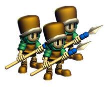 PLC Soldiers