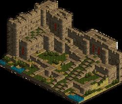 Heim Castle - Front Entrance