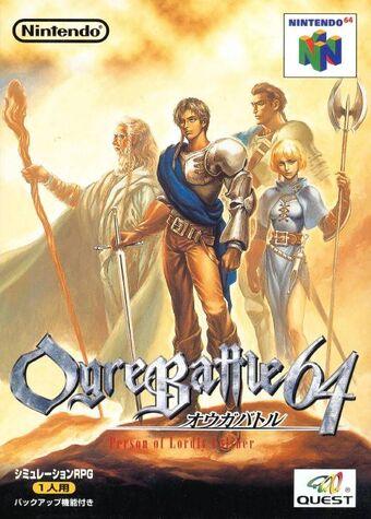Ogre Battle 64: Person of Lordly Caliber | Ogre Battle Saga Wiki ...