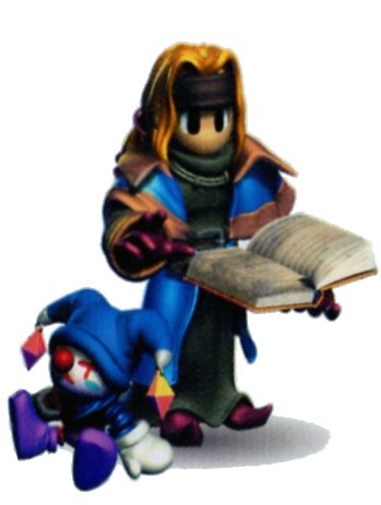 Enchanter | Ogre Battle Saga Wiki | FANDOM powered by Wikia