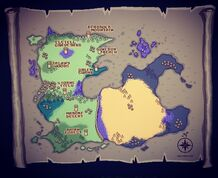 Baran continent