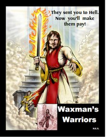 Waxman s Warrior logo