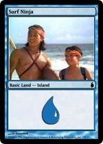 Bluemanacard