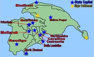 Ghikva Map