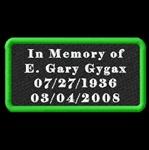 Gygaxpatch