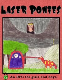Laserponiescover
