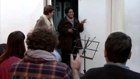 TV3 - Oh Happy Day - Michèle Alderete