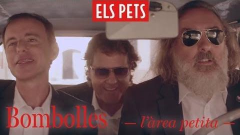ELS PETS - 'Bombolles'