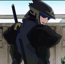 Ginjiro with armor2