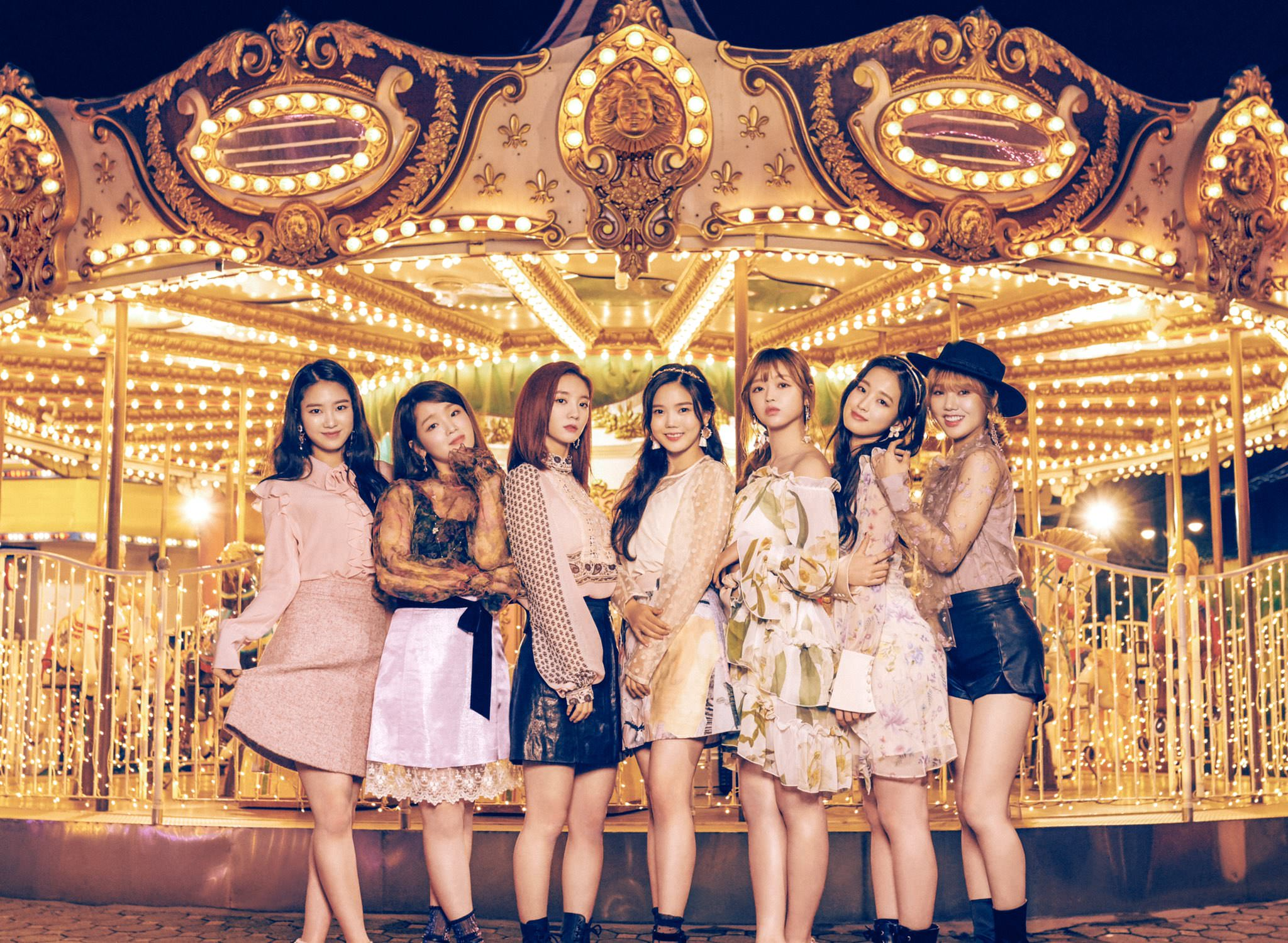 Japan Debut Album Teaser Photo