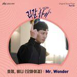 Mr. Wonder album cover