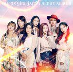 Japan Debut Album Regular