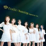 Etoile - Nonstop Japanese ver. Limited ver A cover art