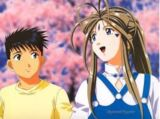 Keiichi and Belldandy's Love Life
