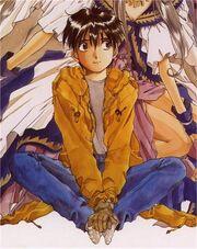 Keiichi manga