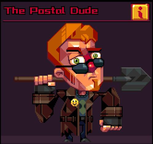 postal dude postal 4
