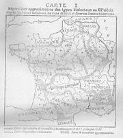 Dauzat Sègle XII