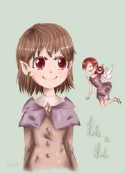 Kohi and koko by magicallyblue-d4ulhbu
