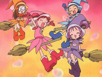 Saison 1 de Magical DoReMi
