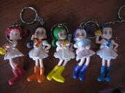 DoReMi Na i sho keychains by Carmel