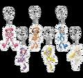 OjamajoShop4 Keychain