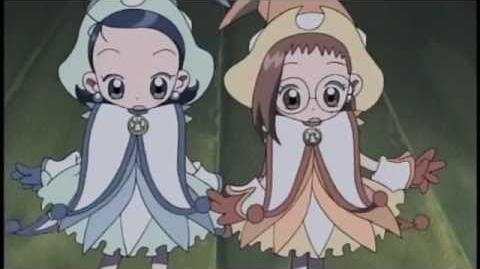 All Pretty Witchy Transformations (Ojamajo Doremi)