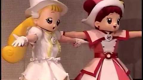 DANCE! おジャ魔女 OJAMAJO DOREMI DOKKAN