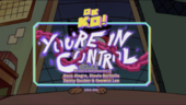 You're in Control Titlecard