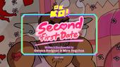 Second First Date Titlecard