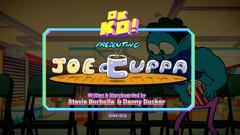 Presenting Joe Cuppa Titlecard