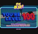 ¡Eres nivel 100!