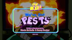 Weve Got Pests Titlecard