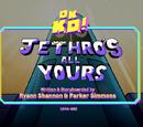 Jethro es tuyo